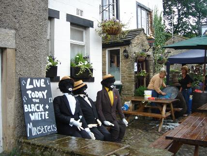 Pub in kettlewell
