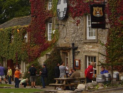 Pub in malham