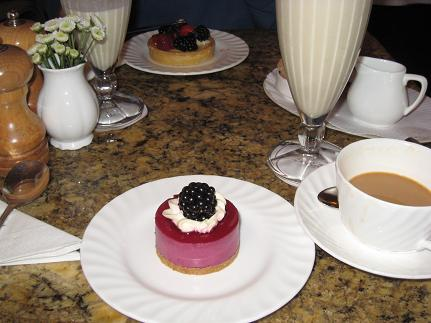 Cakes from Bettys cafe